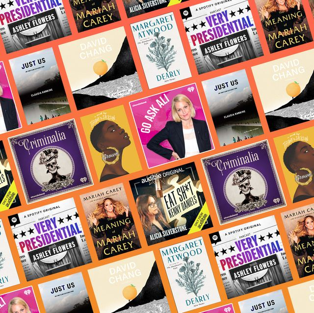 podcasts and audiobooks to watch out for this fall