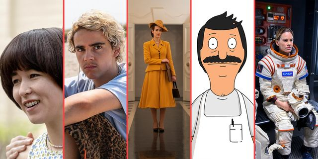 scenes from some of fall's biggest new shows