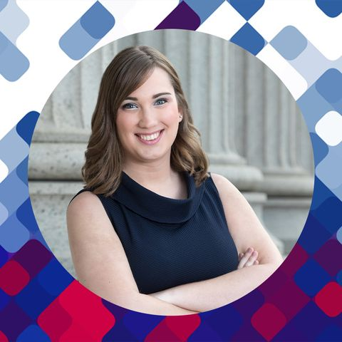 why i ran for the first time sarah mcbride
