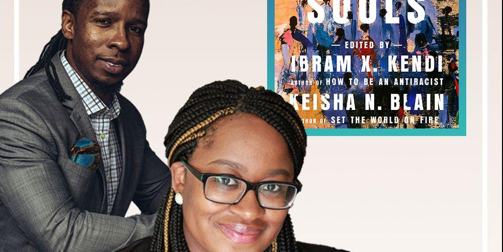 Dr. Ibram X. Kendi and Dr. Keisha N. Blain Talk 400 Years of Black History in America