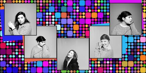 Colorfulness, Collage, Art, Graphic design,