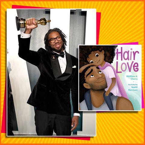 Hair Love Matthew Cherry