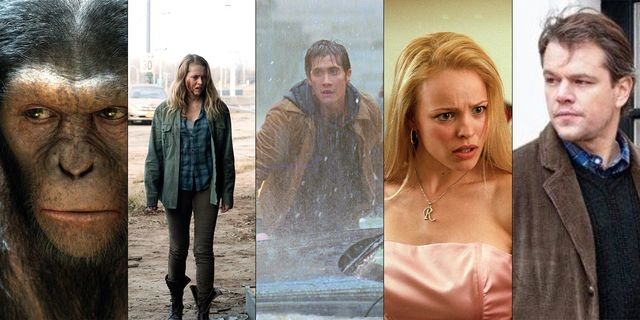 halloween movie marathon featuring planet of the apes, warm bodies, the day after tomorrow, mean girls and contagion
