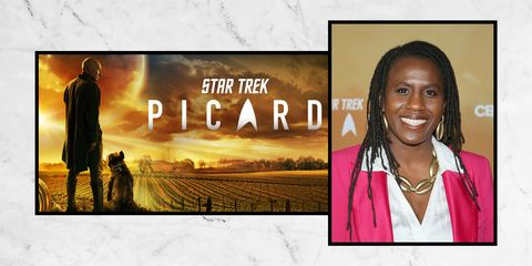 Hanelle Culpepper Is Making History With 'Picard'