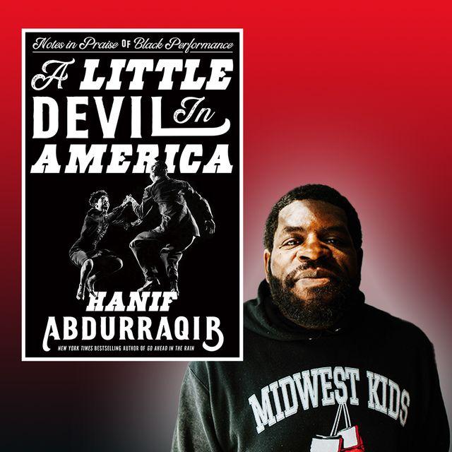 poet hanif abdurraqib on 'a little devil in america'
