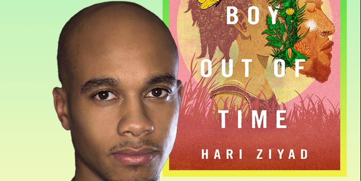 In Their Debut Memoir, 'Black Boy Out of Time,' Hari Ziyad Is Breaking Free