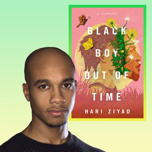 """hari ziyad, author of """"black boy out of time"""""""
