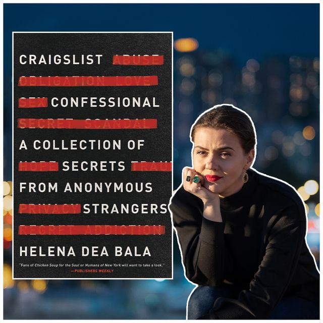 author helena dea bala and her book craigslist confessional