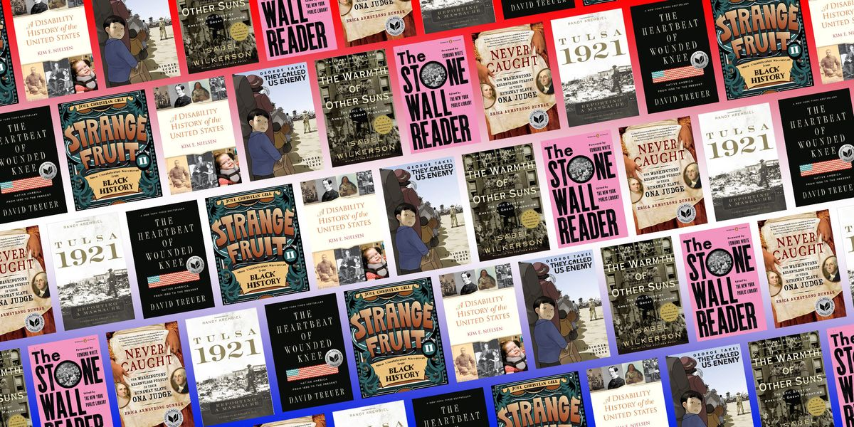 8 Books That Offer the American History Lessons You Didn't Get in School