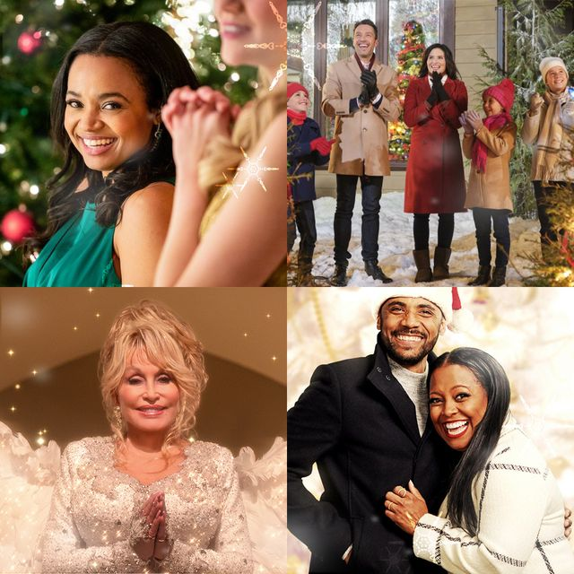 holiday movies from netflix, hallmark, and lifetime