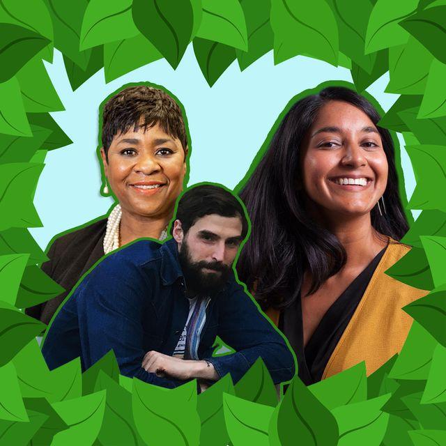 three environmental innovators set on changing the world