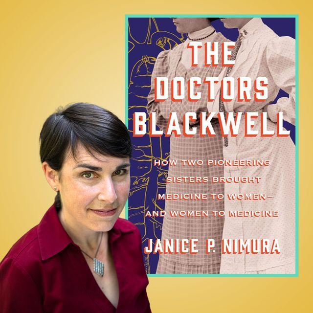 janice nimura the doctors blackwell