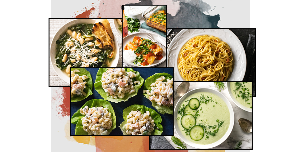 Easy, Delicious Weeknight Dinners