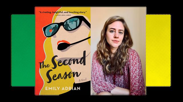 emily adrian, author of the second season