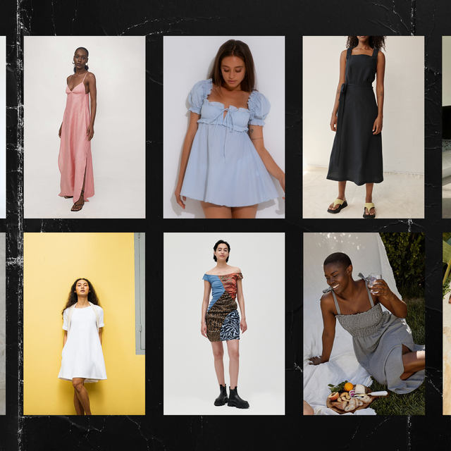 celebrate summer with these sustainable sundresses