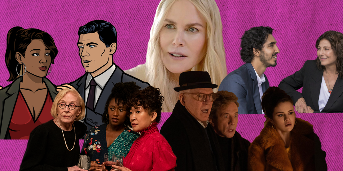 Your August 2021 TV Preview