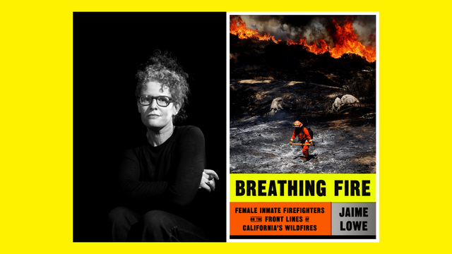 'breathing fire' reports on the women fighting california's wildfires