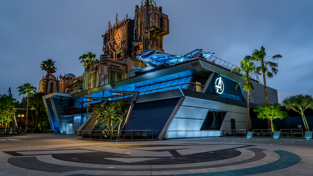 finding the superhero in me at disney's avengers campus