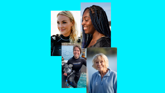 4 women leading the charge on shark conservation
