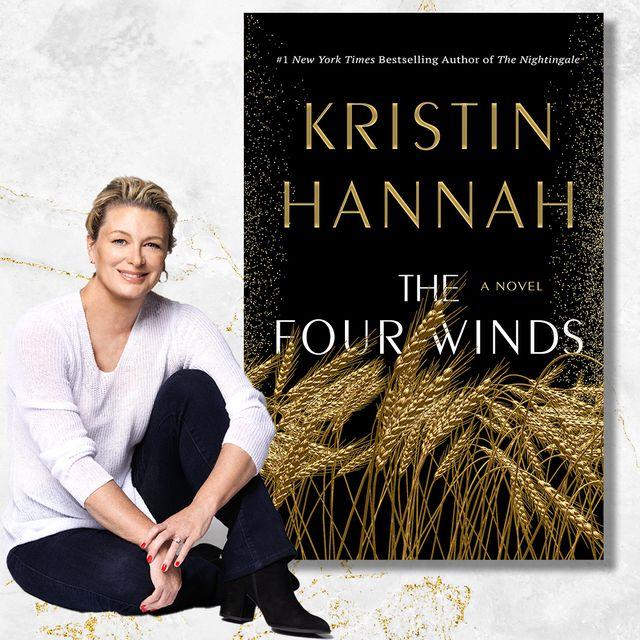 krstin hannah, author of the four winds