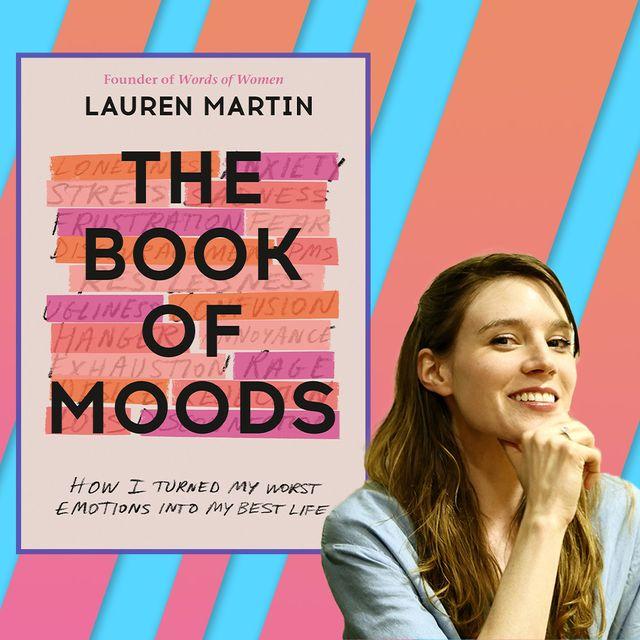 lauren martins, author of the book of moods