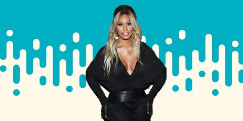 Laverne Cox Gives Herself Permission to Be Extra — and so Should You