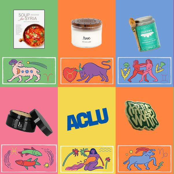 gift guides for zodiac signs