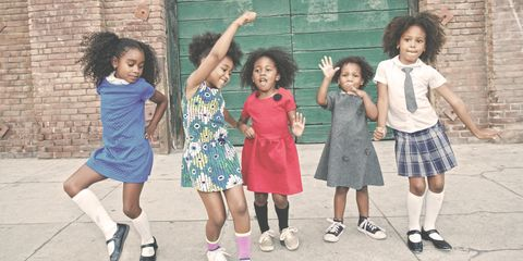We Need to Teach Little Girls to Love Themselves