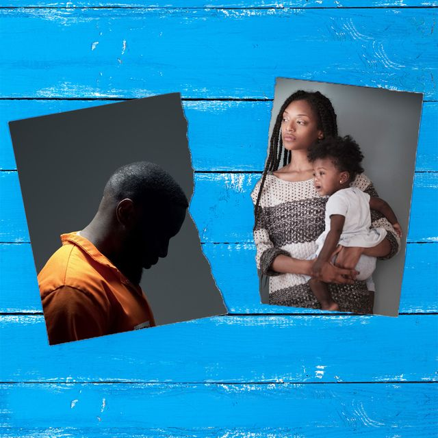 family being split a part because of the prison system