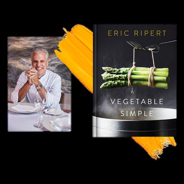 eric ripert vegetable simple