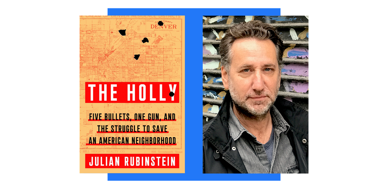 In 'The Holly,' Julian Rubinstein Exposes a Broken Criminal Justice System
