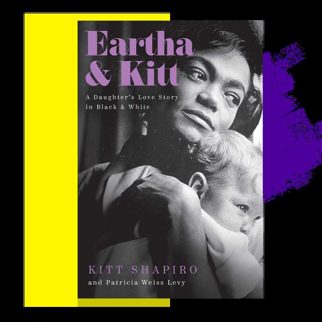 the cover of earth and kitt by kitt shapiro