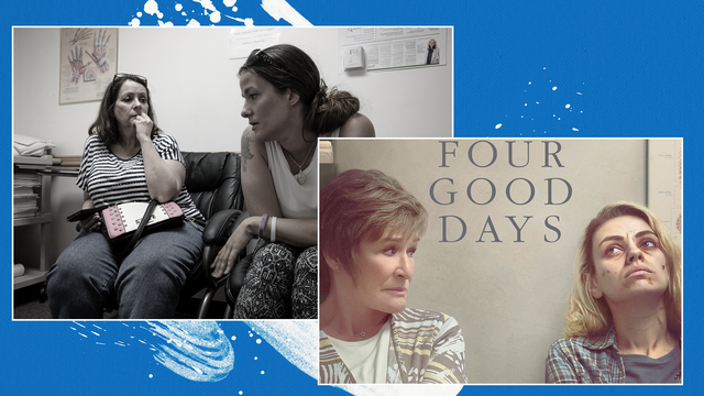 scenes from four good days