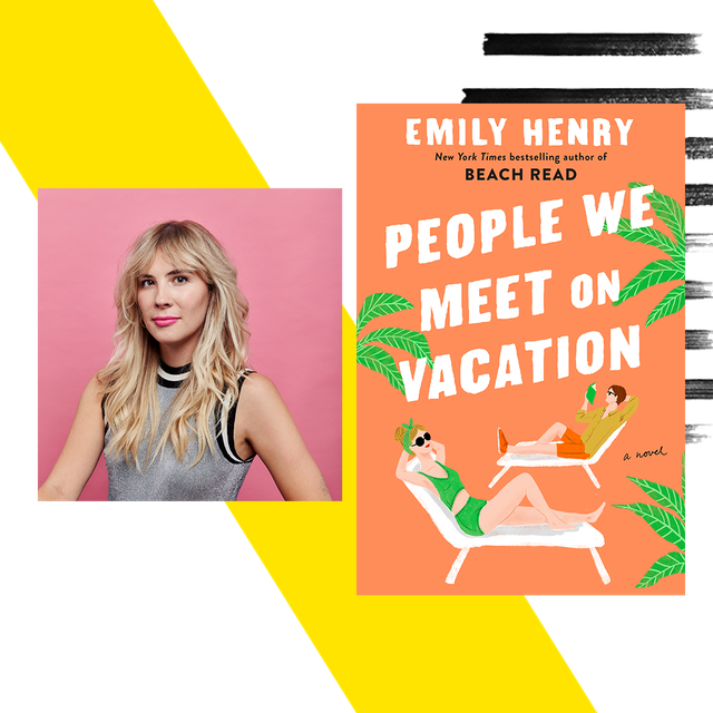 emily henry and her book people we meet on vacation
