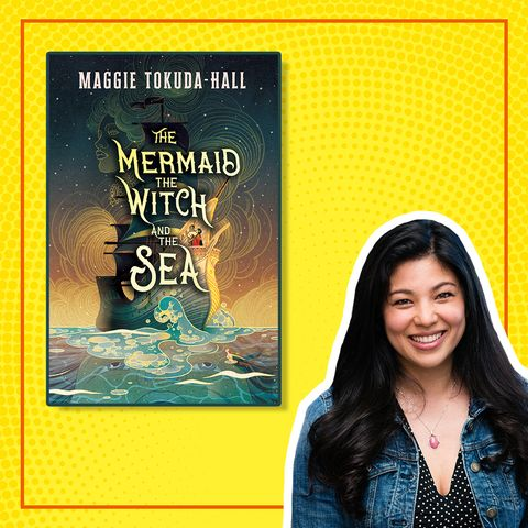 the mermaid the witch and the sea by maggie tokuda hall
