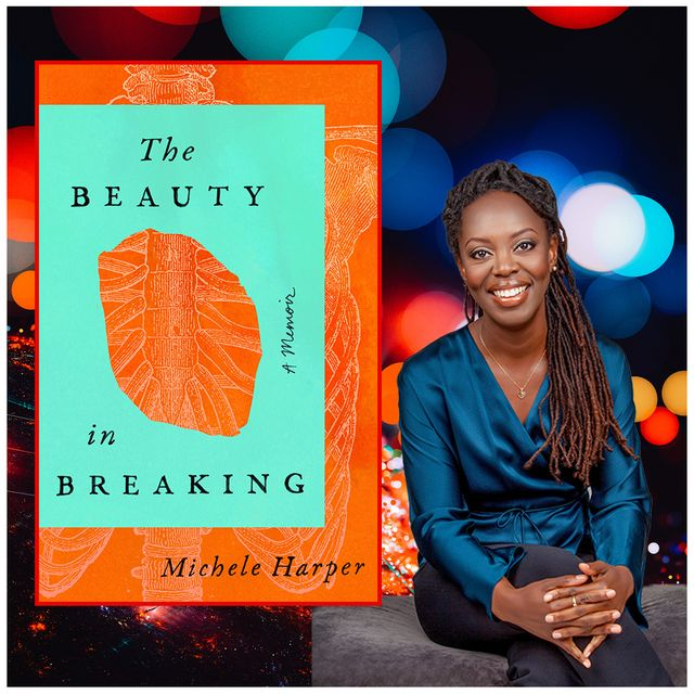 """doctor michele harper, author of """"the beauty in the breaking"""""""