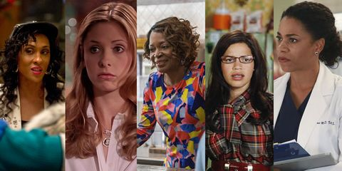 celebrating tv aunts and other non moms who take care of us