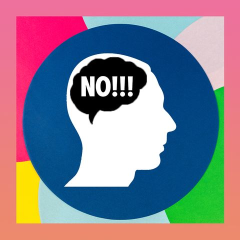 """learning how to say """"no"""""""
