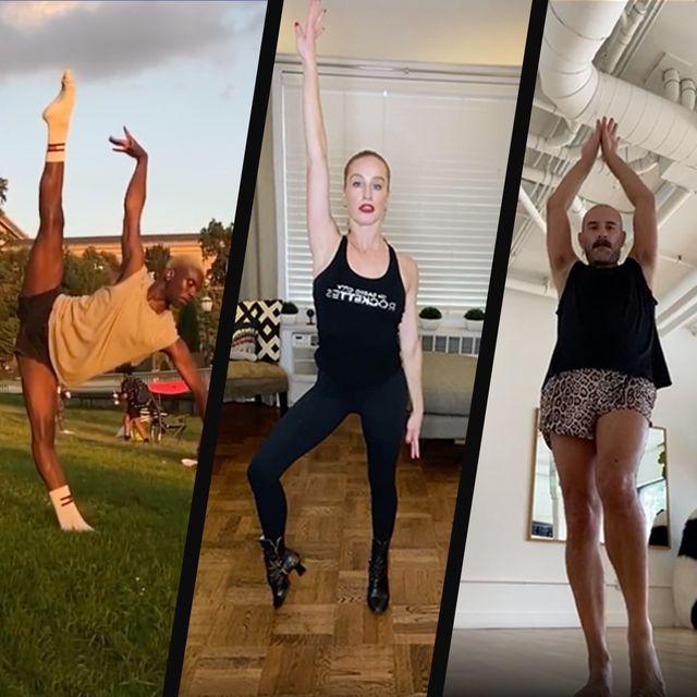 dance classes online