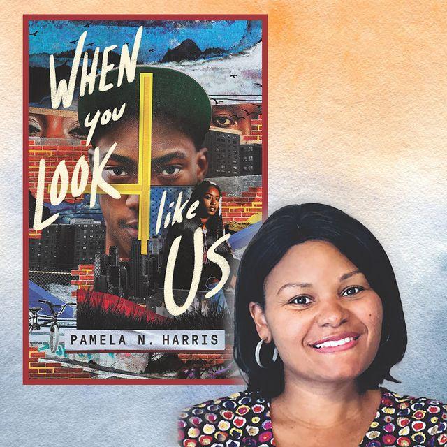 pamela n harris talks 'when you look like us'