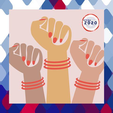 Women's Movement Let's Talk 2020