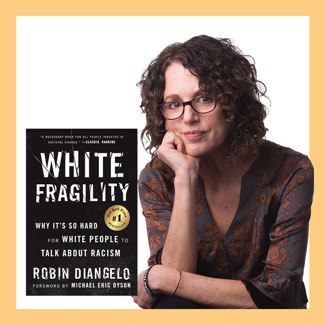 robin diangelo and her book white fragility