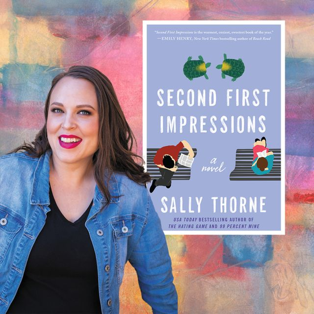 sally thorne, author of second first impression