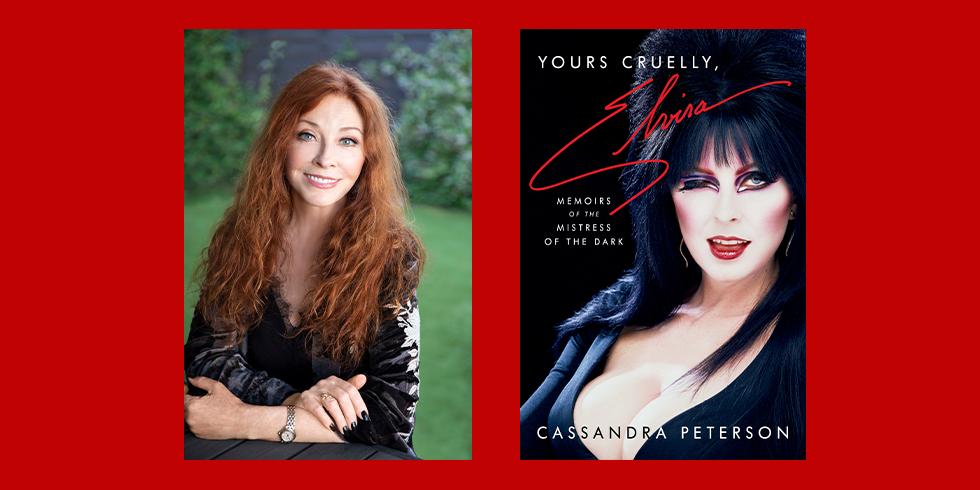 You Already Know Elvira. Now Meet Cassandra Peterson