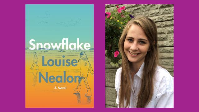 louise nealon, author of snowflake