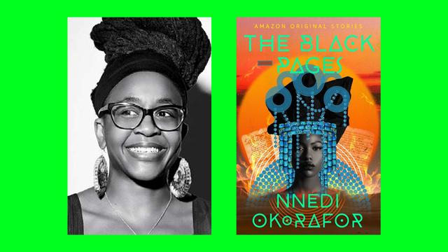 nnedi okorafor's latest is a love letter to books