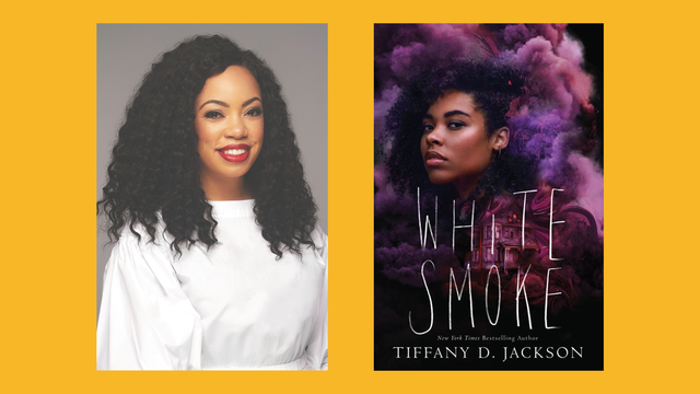 tiffany d jackson just wants to scare the hell out of you