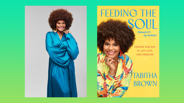 how tabitha brown plans to feed your soul