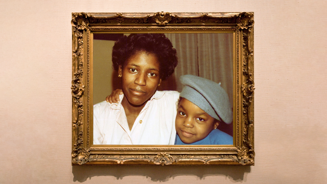 a love letter to my mother, who died on 911