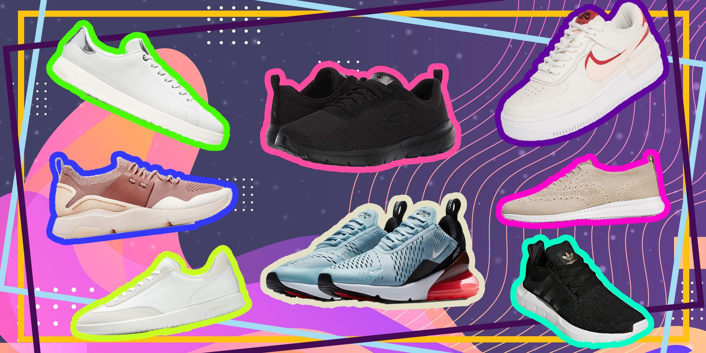17 of the Best, Work-Friendly Sneakers